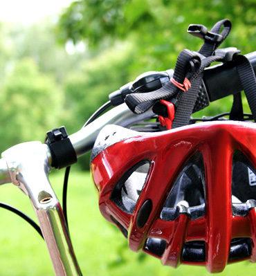 Changer de casque de vélo