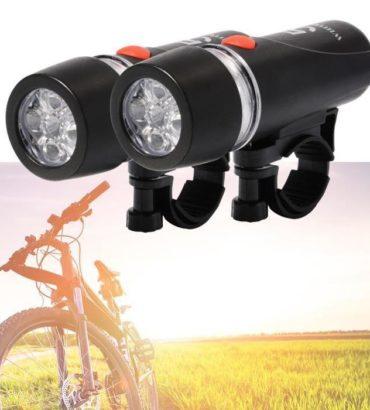 Les types d'éclairage de vélo