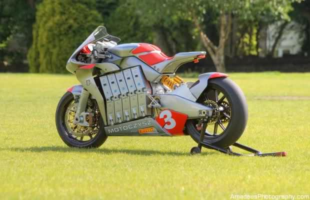moto le plus puissnat au monde