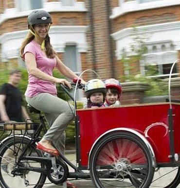 Vélo cargo : idéal pour les déplacements urbains