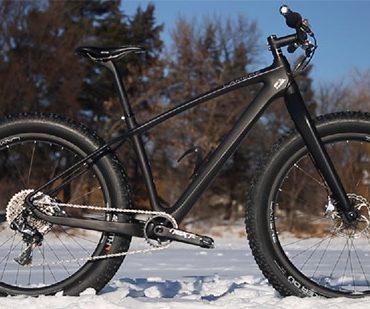 Le fat bike : le moyen de transport idéal en hiver