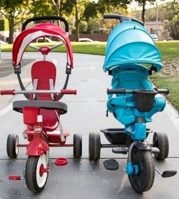 Choisir un tricycle pour son enfant