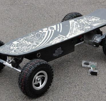Skateboard électrique : le must have en matière de glisse urbaine