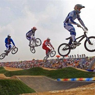 Les disciplines du BMX