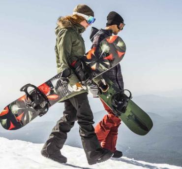 Quels matériels pour snowboard ?