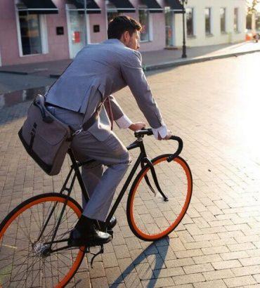 Partez à vélo au travail