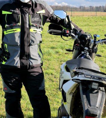 La veste de moto : laquelle choisir?